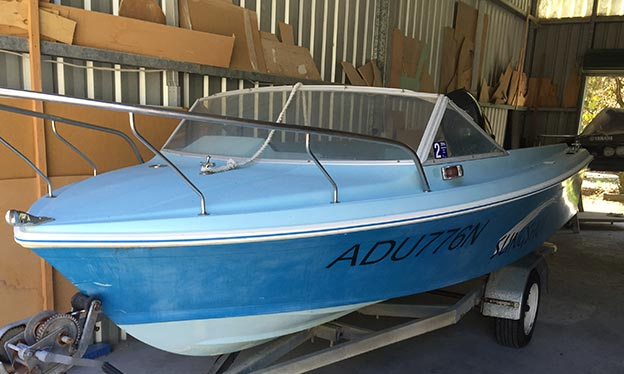 Boat custom modifications newcastle