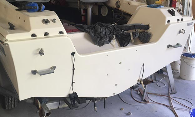Transom Replacement After