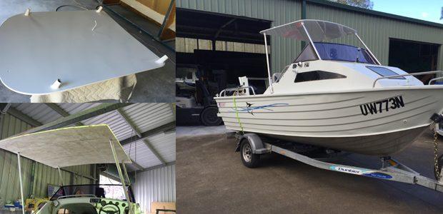 Boat modofications