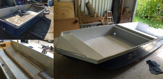 Boat refurbishments